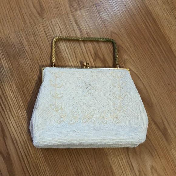 John Wind Handbags - Beaded evening bag